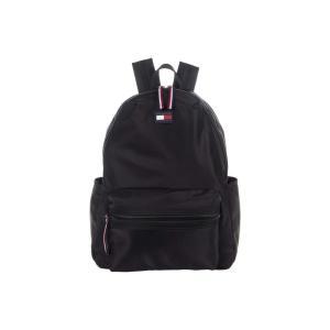 トミー ヒルフィガー Tommy Hilfiger レディース バックパック・リュック バッグ Portland II - Backpack Black|fermart2-store