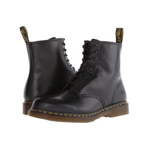 ドクターマーチン Dr. Martens レディース ブーツ シューズ・靴 1460 Black Smooth|fermart2-store