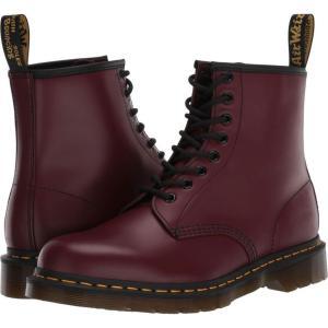 ドクターマーチン Dr. Martens レディース ブーツ シューズ・靴 1460 Cherry Red Smooth|fermart2-store