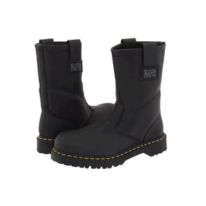 ドクターマーチン Dr. Martens Work メンズ ブーツ シューズ・靴 2295 Rigger Black Ind. Greasy|fermart2-store