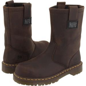 ドクターマーチン Dr. Martens Work メンズ ブーツ シューズ・靴 2295 Rigger Gaucho Volcano|fermart2-store