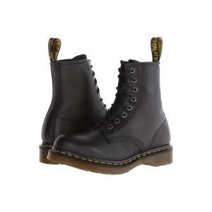 ドクターマーチン Dr. Martens レディース ブーツ シューズ・靴 1460 W Black Nappa Leather|fermart2-store