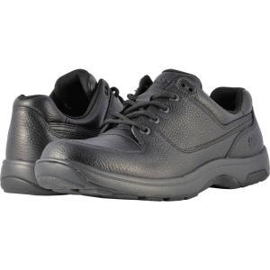 ダナム Dunham メンズ シューズ・靴 オックスフォード Windsor Black Waterproof Milled Leather fermart2-store