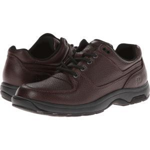 ダナム Dunham メンズ シューズ・靴 オックスフォード Windsor Brown Waterproof Milled Leather fermart2-store