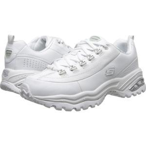 スケッチャーズ SKECHERS レディース シューズ・靴 スニーカー Premiums White|fermart2-store