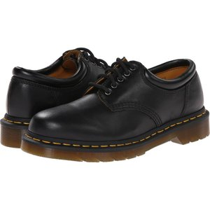 ドクターマーチン Dr. Martens レディース ローファー・オックスフォード シューズ・靴 8053 Black Nappa Leather|fermart2-store