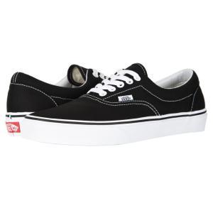 ヴァンズ メンズ スニーカー シューズ・靴 Era' Core Classics Black|fermart2-store