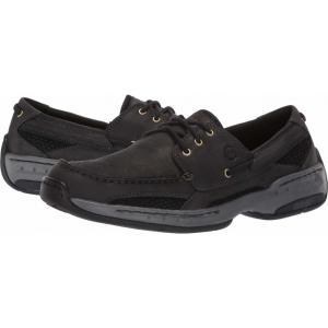ダナム Dunham メンズ シューズ・靴 ボートシューズ Captain Black fermart2-store