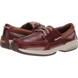 ダナム Dunham メンズ シューズ・靴 ボートシューズ Captain Brown セール fermart2-store