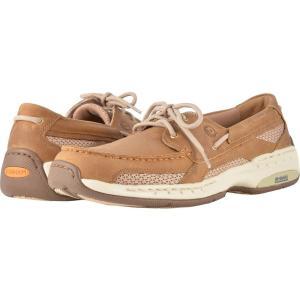 ダナム Dunham メンズ シューズ・靴 ボートシューズ Captain Tan Leather セール fermart2-store
