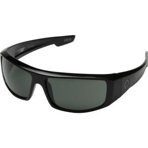 スパイ Spy Optic メンズ メガネ・サングラス Logan Black/Happy Gray Green|fermart2-store