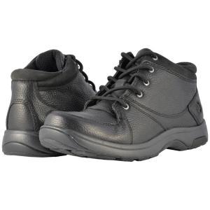 ダナム メンズ ブーツ シューズ・靴 Addison Black fermart2-store