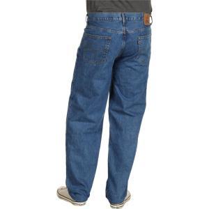 リーバイス メンズ ジーンズ・デニム ボトムス・パンツ Big & Tall 560' Comfort Fit Medium Stonewash|fermart2-store