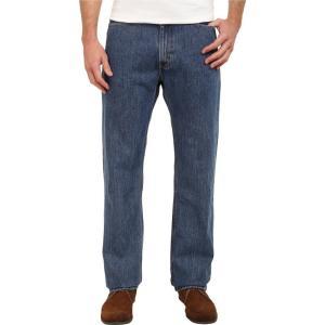 リーバイス メンズ ジーンズ・デニム ボトムス・パンツ Big & Tall 505 Regular Medium Stonewash|fermart2-store