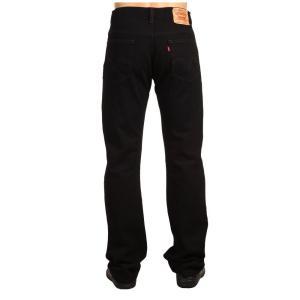 リーバイス メンズ ジーンズ・デニム ボトムス・パンツ 517 Boot Cut Black|fermart2-store