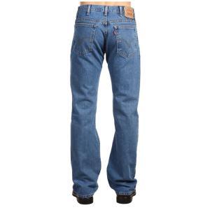 リーバイス メンズ ジーンズ・デニム ボトムス・パンツ 517 Boot Cut Medium Stonewash|fermart2-store