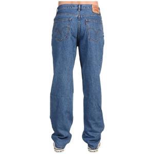 リーバイス メンズ ジーンズ・デニム ボトムス・パンツ 560' Comfort Fit Medium Stonewash|fermart2-store