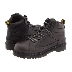 ドクターマーチン Dr. Martens Work メンズ ブーツ シューズ・靴 Diego 7 Tie Lace To Toe Boot Black Harvest|fermart2-store