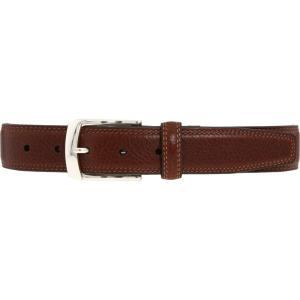 ブライトン メンズ ベルト Ventura Belt Brown|fermart2-store