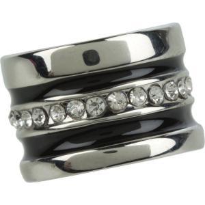 ゲス レディース 指輪・リング ジュエリー・アクセサリー 89114891 Gunmetal/Silver fermart2-store
