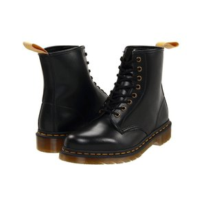 ドクターマーチン Dr. Martens メンズ ブーツ シューズ・靴 1460 Vegan 8-Eye Boot Black|fermart2-store