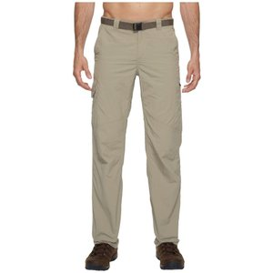 コロンビア メンズ カーゴパンツ ボトムス・パンツ Silver Ridge' Cargo Pant Tusk|fermart2-store