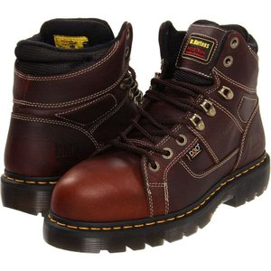 ドクターマーチン Dr. Martens Work メンズ ブーツ シューズ・靴 Ironbridge - Internal MetGuard Teak Industrial Trailblazer|fermart2-store