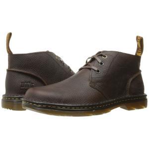 ドクターマーチン Dr. Martens Work メンズ ブーツ シューズ・靴 Sussex Dark Brown Bear Track fermart2-store
