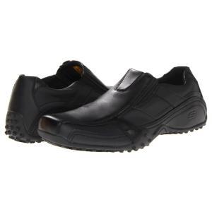スケッチャーズ SKECHERS Work メンズ シューズ・靴 オックスフォード Rockland Black/Graphite|fermart2-store