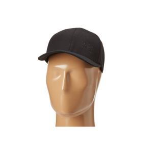 アークテリクス メンズ キャップ 帽子 Bird Cap Black|fermart2-store