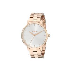 ニクソン Nixon レディース 腕時計 Kensington Rose Gold/White|fermart2-store
