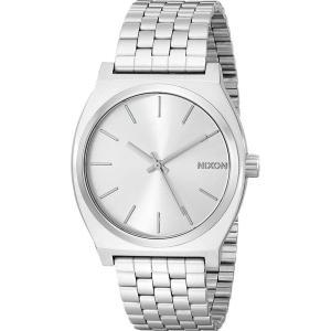 ニクソン Nixon レディース 腕時計 Time Teller All Silver|fermart2-store