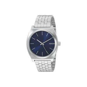 ニクソン Nixon レディース 腕時計 Time Teller Blue Sunray|fermart2-store