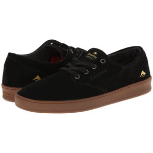 エメリカ Emerica メンズ スニーカー シューズ・靴 The Romero Laced Black/Gum|fermart2-store