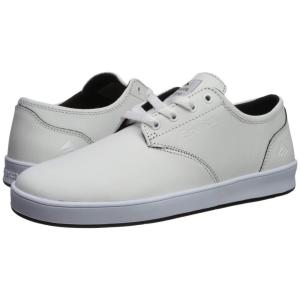 エメリカ Emerica メンズ スニーカー シューズ・靴 The Romero Laced White/Black|fermart2-store