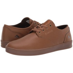 エメリカ Emerica メンズ スニーカー シューズ・靴 The Romero Laced Tan/Tan/Brown|fermart2-store