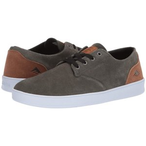 エメリカ Emerica メンズ スニーカー シューズ・靴 The Romero Laced Olive/Tan|fermart2-store