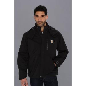 カーハート Carhartt メンズ ジャケット アウター Shoreline Jacket Black|fermart2-store
