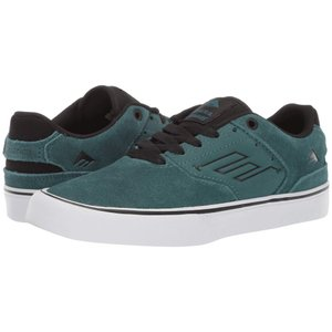 エメリカ Emerica メンズ スニーカー シューズ・靴 The Reynolds Low Vulc Teal/Black|fermart2-store