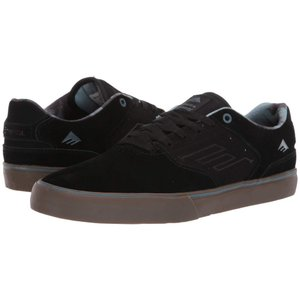 エメリカ Emerica メンズ スニーカー シューズ・靴 The Reynolds Low Vulc Black/Gum/Grey|fermart2-store