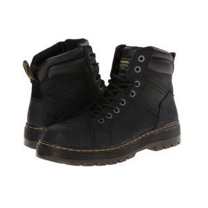 ドクターマーチン Dr. Martens Work メンズ ブーツ シューズ・靴 Duct ST Black Wyoming fermart2-store