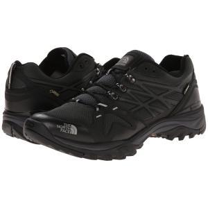 ザ ノースフェイス メンズ シューズ・靴 ハイキング・登山 Hedgehog Fastpack GTX TNF Black/High Rise Grey|fermart2-store