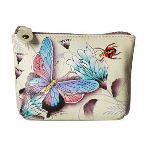 アヌシュカ レディース 財布 1031 Coin Pouch Wondrous Wings|fermart2-store