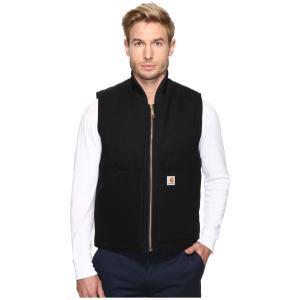 カーハート Carhartt メンズ ベスト・ジレ トップス Duck Arctic Vest Black|fermart2-store