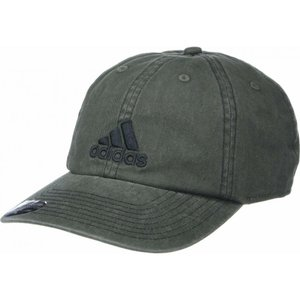 アディダス adidas メンズ キャップ 帽子 Ultimate Cap Legend Earth Green/Black|fermart2-store