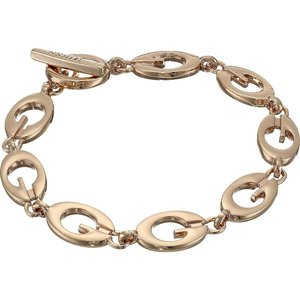 ゲス レディース ブレスレット ジュエリー・アクセサリー Link Bracelet III Rose Gold|fermart2-store
