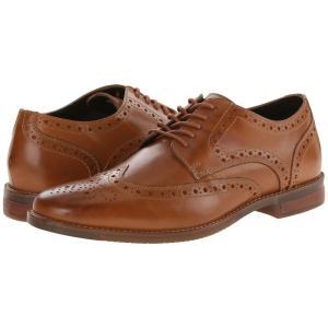 ロックポート メンズ 革靴・ビジネスシューズ シューズ・靴 Style Purpose Wingtip Tan|fermart2-store