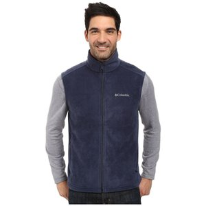 コロンビア Columbia メンズ ベスト・ジレ トップス Steens Mountain(TM) Vest Collegiate Navy|fermart2-store