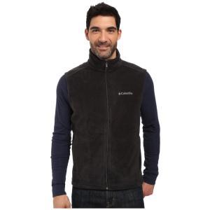 コロンビア Columbia メンズ ベスト・ジレ トップス Steens Mountain(TM) Vest Black|fermart2-store