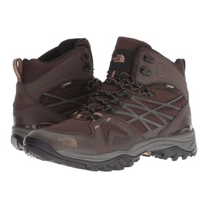 ザ ノースフェイス The North Face メンズ シューズ・靴 ハイキング・登山 Hedgehog Fastpack Mid GTX Chocolate Brown/Cargo Khaki|fermart2-store